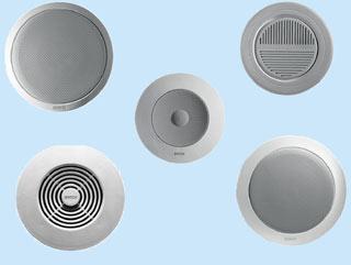 потолочные громкоговорители Bosch