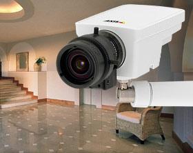 цветные IP-камеры наблюдения серии M11