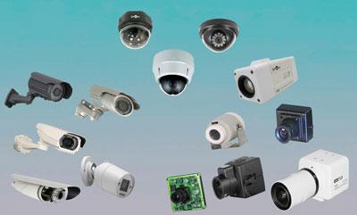 фиксированные аналоговые камеры наблюдения