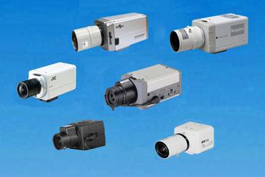 классические камеры видеонаблюдения