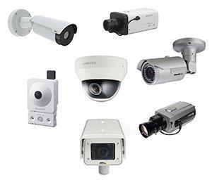 неподвижные IP-камеры видеонаблюдения с разрешением от 1 до 5 MP и поддержкой 1, 2 или 3 видеопотоков