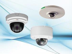 Мегапиксельные купольные IP-камеры