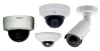 Компактные антивандальные камеры P3215-V c Full HD