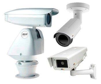 Videotec NTX: тепловизионные камеры с различной оптикой и IP69