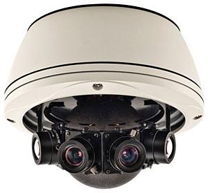 8-ми мегапиксельные камеры видеонаблюдения с PoE