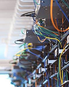 современное сетевое оборудование для передачи данных