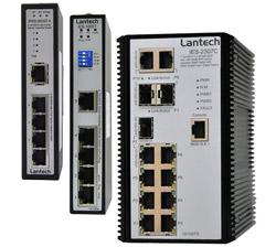Промышленное сетевое оборудование Lantech