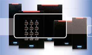 RFID-считыватели HID iClass SE