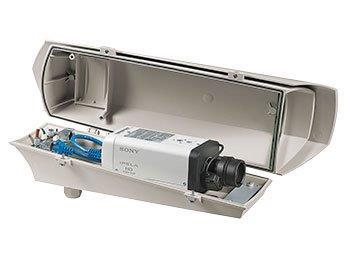 Технополимерный термокожух для видеокамеры Videotec PUNTO