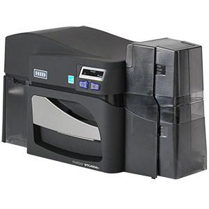 Модульный принтер пластиковых карт DTC4500e от компании HID / Fargo