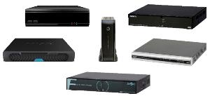 профессиональный видеорегистратор 4 канальный для IP-камер: варианты конструкции