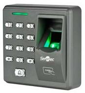 Контроллер Smartec с биометрическим считывателем