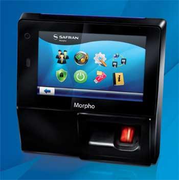 Высокоскоростная биометрическая идентификация в системах контроля доступа и учета рабочего времени