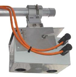 Детектор серии ASIM ТТ 290 для системы контроля движения автотранспорта