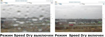 Full HD уличная купольная поворотная камера Q6155-E с режимом Speed Dry