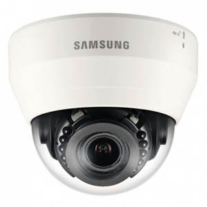 Охранная IP камера с ИК подсветкой, PoE питанием и H.265 сжатием видео