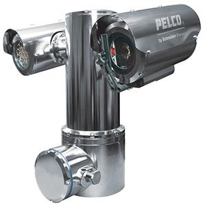 Поворотные взрывозащищенные камеры видеонаблюдения с 2 МР, WDR 130 дБ, Anti-Bloom и 3D шумоподавлением