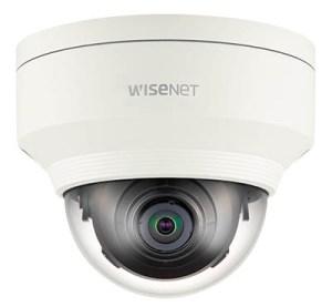 Антивандальная купольная IP-видеокамера для видеоконтроля в помещении и в уличных условиях