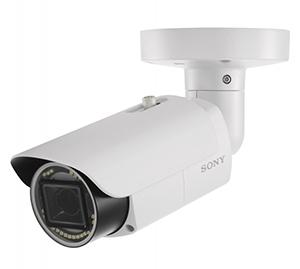 2 Цилиндрическая уличная IP видеокамера с ИК подсветкой и Full HD/60 к/с