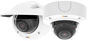 Универсальные IP-камеры 4K AXIS P3228-LV/LVE с 30 м ИК-подсветкой, WDR 120 дБ и функцией Lightfinder для работы при любых освещенностях