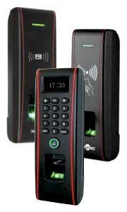 Smartec: биометрический контроль по отпечаткам пальцев