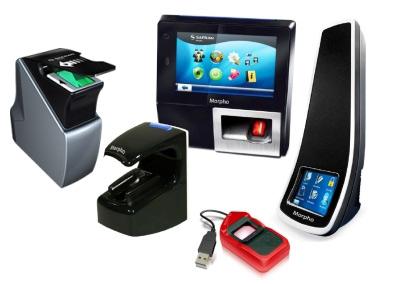 биометрический контроль доступа Safran
