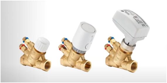 Надежный клапан регулировки давления воды в ОВиК