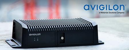 Вибро-/ударостойкий видеорегистратор сервер Avigilon серии ACC ES Rugged