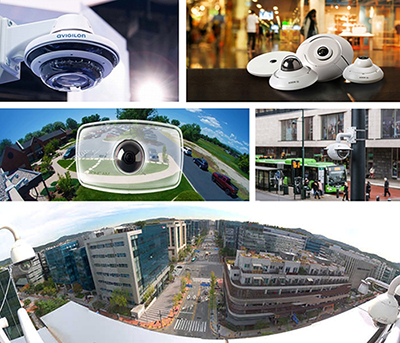 FLEXIDOME IP panoramic 6000/7000: уличная панорамная камера BOSCH