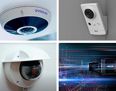 IP камера с микрофоном, 2Мп/5Мп сенсором и широкоугольным объективом