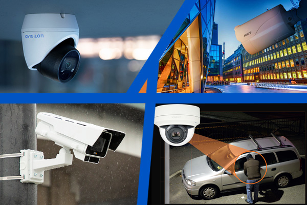 AXIS: универсальные уличные камеры с ИК-подсветкой и вариообъективом