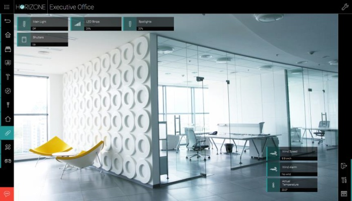 Надежное оборудование KNX компании Johnson Controls для Intelligent Building