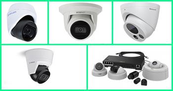 Уличные мини камеры наблюдения AVIGILON с защитой от ударов