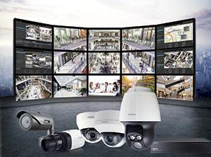 многофункциональное профессиональное ПО видеонаблюдения Samsung Security Manager