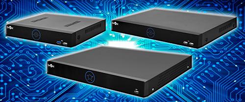 5 Мп видеорегистратор Smartec с поддержкой сетевых и аналоговых камер