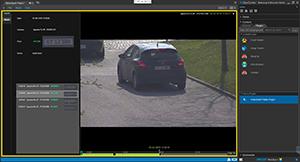 интеграция программного модуля Plates для распознавания номеров в систему VideoXpert OPS Center