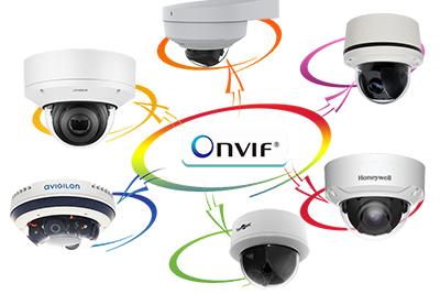Компактные IP-камеры наблюдения в купольном корпусе с IK08