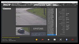 VideoXpert Plates ALPR с ядром оптического распознавания символов OCR
