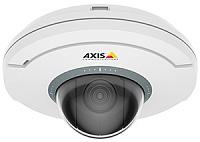 Axis Communications представлена компактная 1 MP поворотная камера видеонаблюдения M5054 с несколькими потоками и анализом звуков